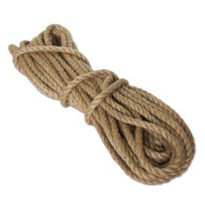 Веревки джутовые